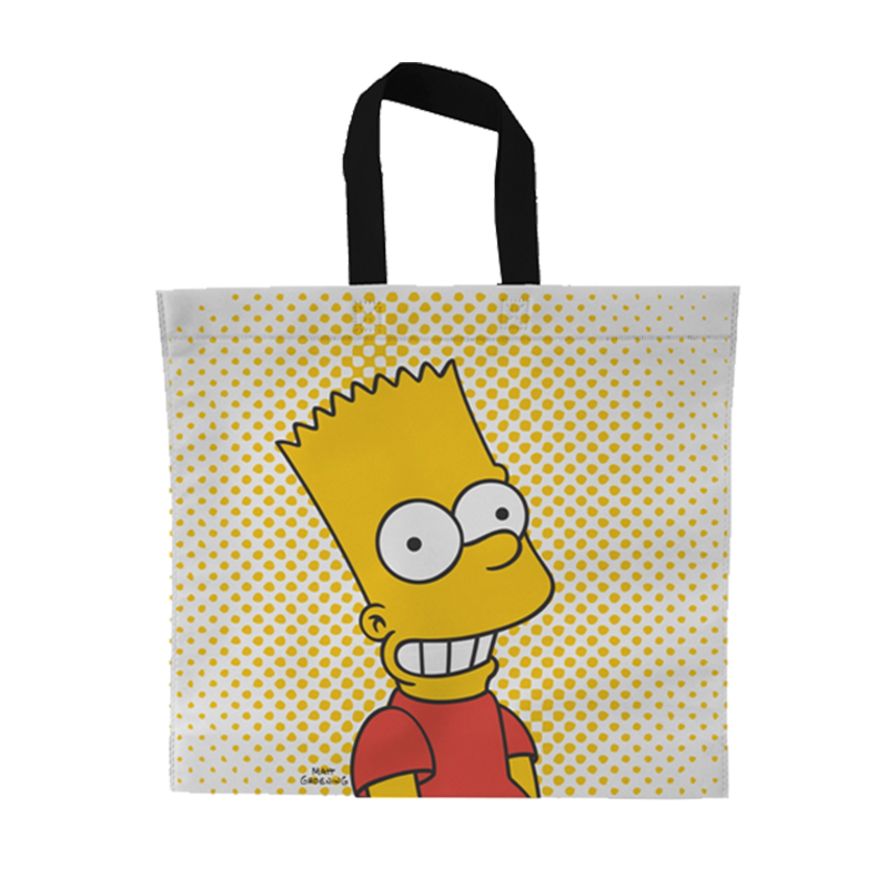 Bolsas Simpsons™ – Homero&Bart – 45x40x10