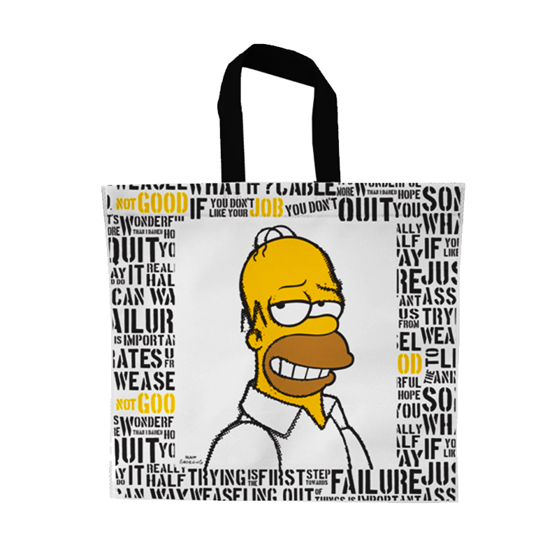 Bolsas Simpsons™ – Homero – 45x40x10